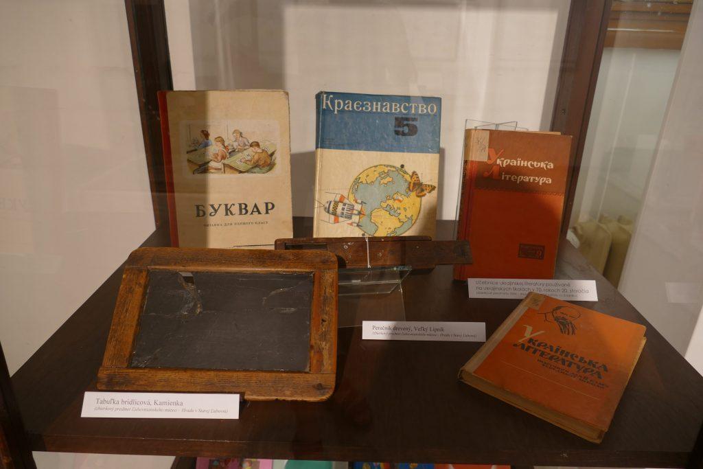 výstava Rusíni na Spiši